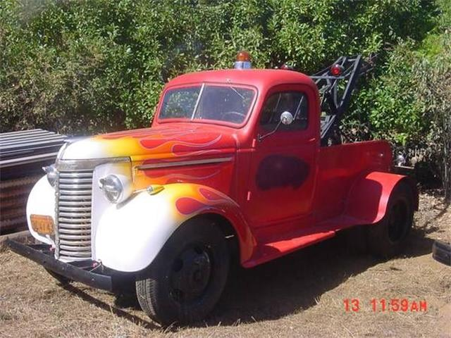 Picture of Classic '40 Chevrolet Tow Truck Offered by  - O0G6
