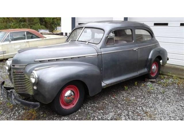 Picture of 1941 Chevrolet Deluxe located in Cadillac Michigan - O2PT