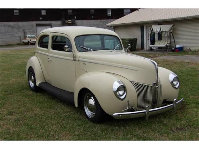 Picture of '40 Sedan - O2Q3