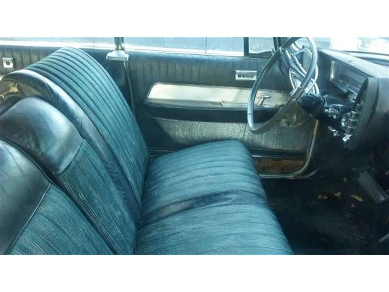 Large Picture of Classic '62 Chrysler Crown Imperial located in Cadillac Michigan Offered by Classic Car Deals - O2Q7