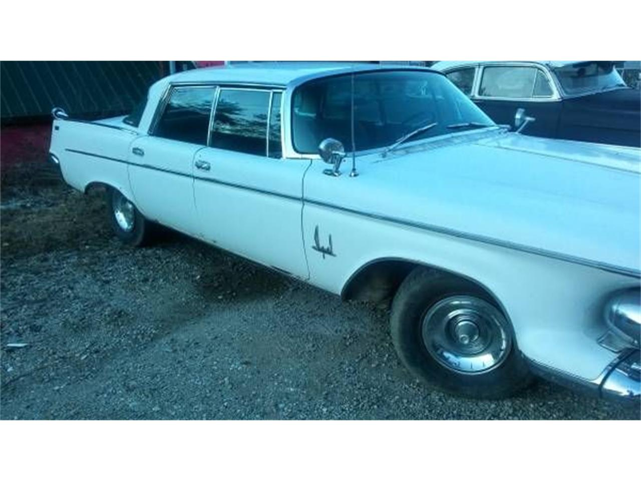 Large Picture of Classic 1962 Chrysler Crown Imperial located in Cadillac Michigan - O2Q7