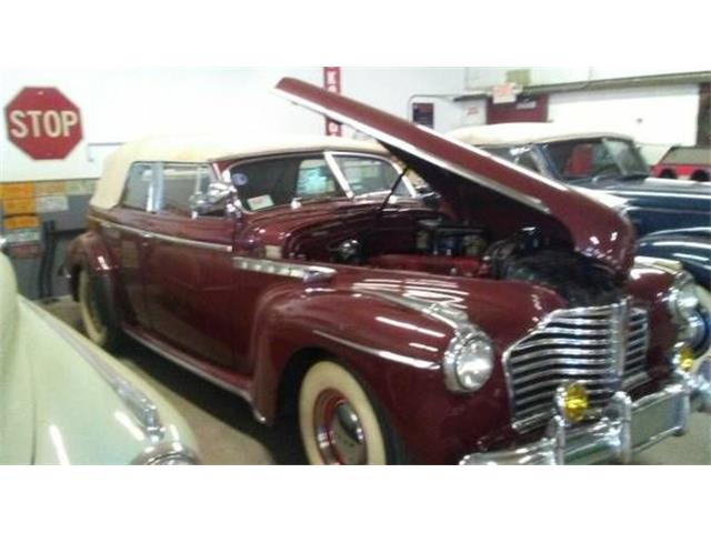 Picture of '41 Roadmaster - O2QI