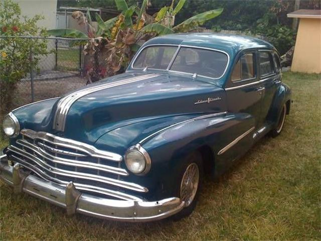 Picture of 1948 Pontiac Silver Streak Offered by  - O2QN