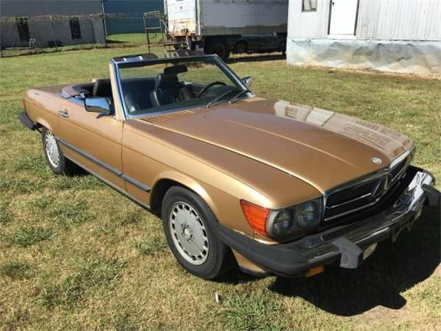 Picture of '86 560SL - O2RA