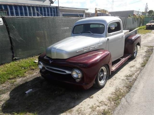 Picture of Classic '52 Ford F1 located in Michigan - O2RF