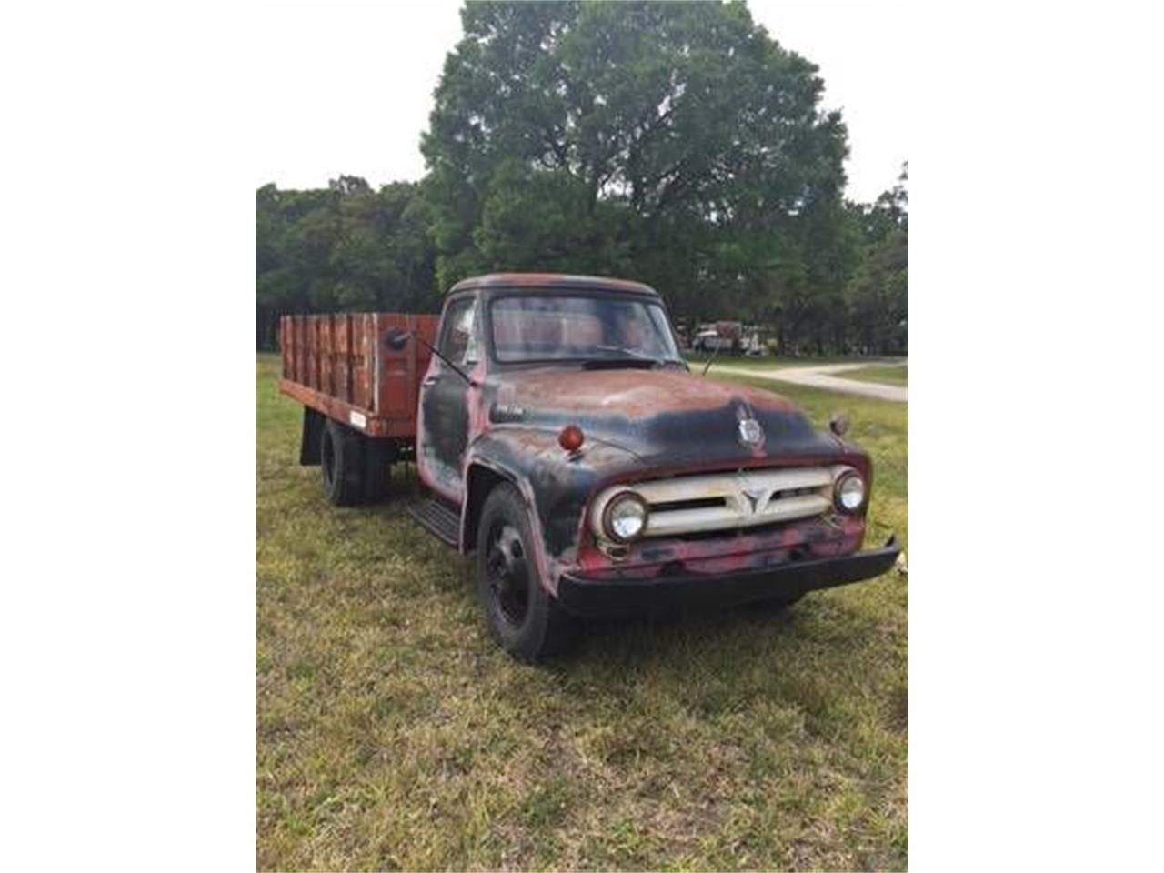Large Picture of '53 F600 - O2RL