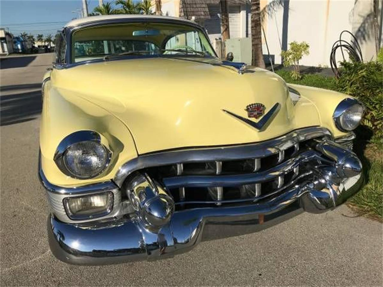 Large Picture of '53 Coupe DeVille - O2RN