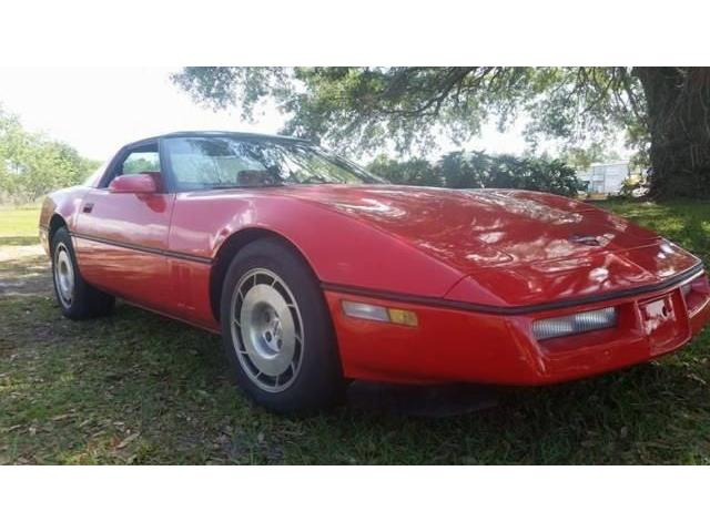 Picture of '86 Corvette - O2RR