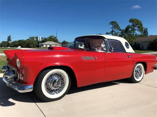 Picture of '55 Thunderbird - O2RU