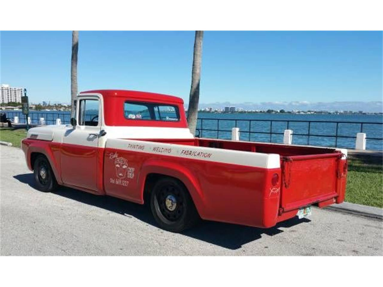Large Picture of '57 F100 - O2S1