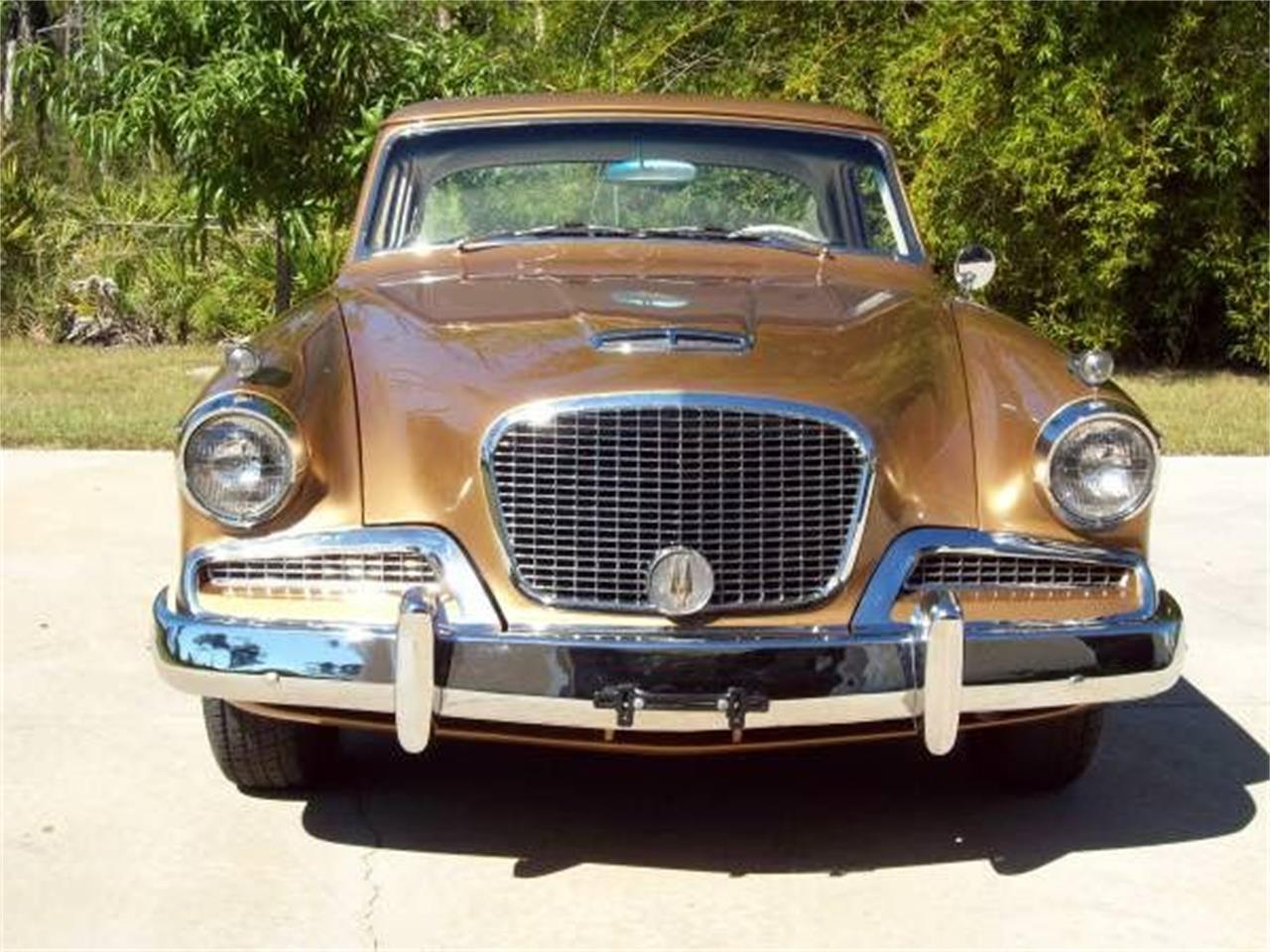 Large Picture of 1958 Studebaker Silver Hawk - $35,895.00 - O2SB
