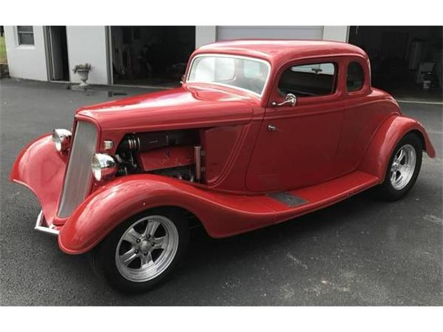 Picture of '34 Coupe - O2SI