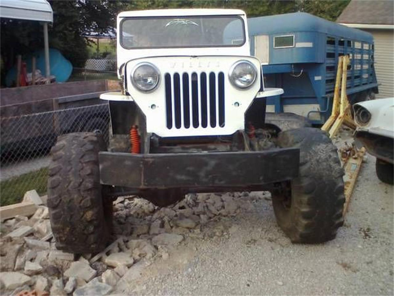 Large Picture of '53 Jeep - O2SL