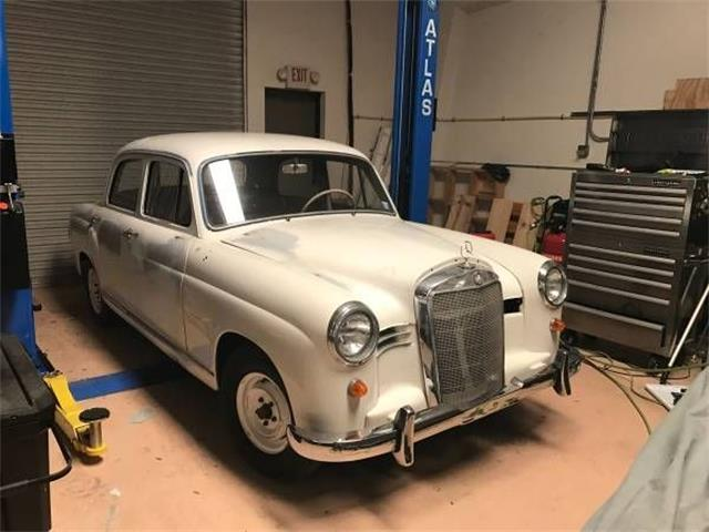 Picture of Classic '59 Mercedes-Benz 190 located in Cadillac Michigan - O2SP