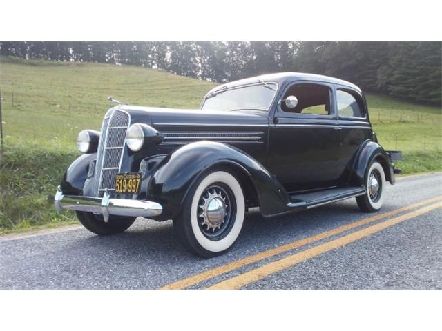 Picture of '36 Sedan - O2TE