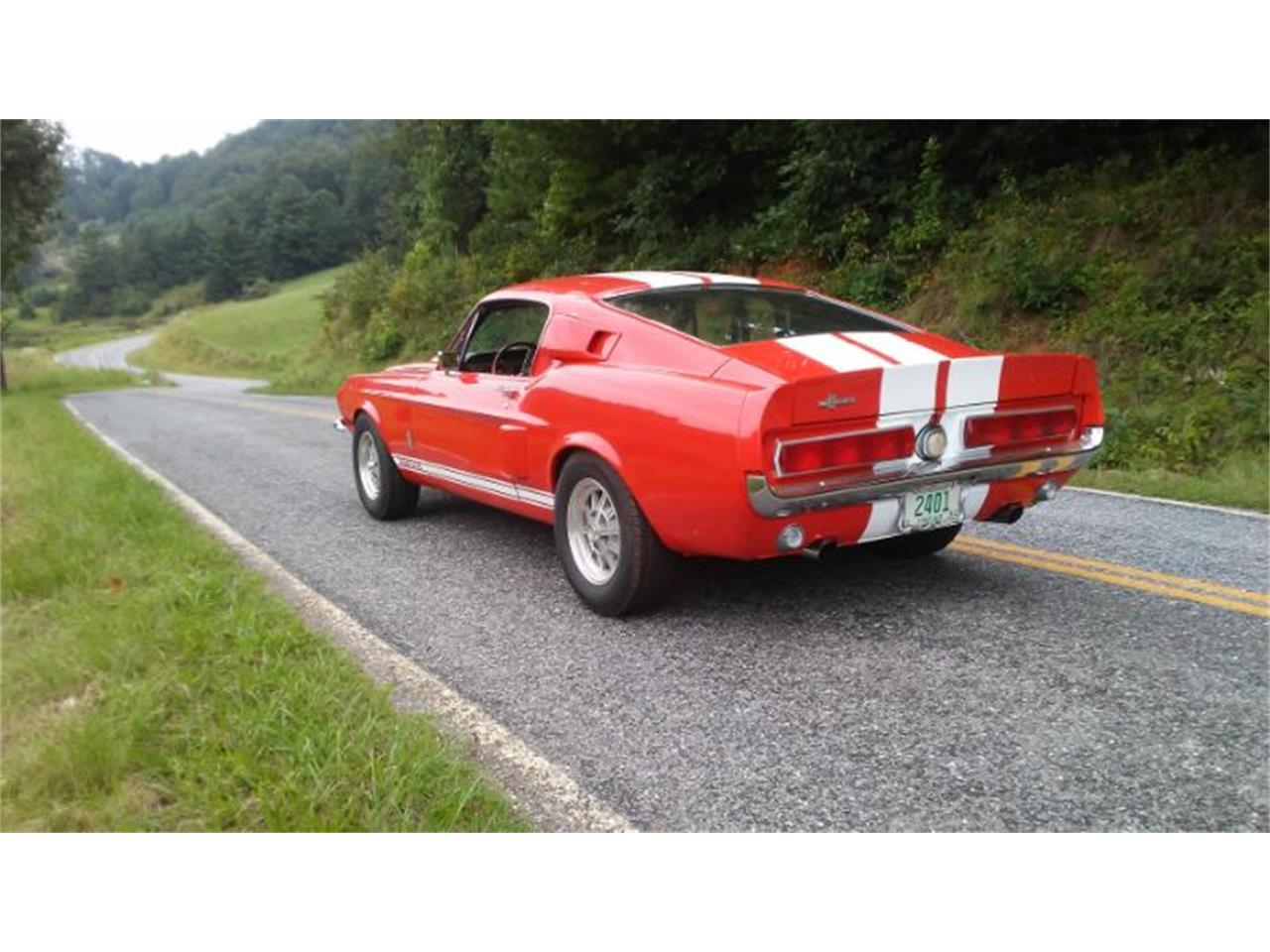 Large Picture of '67 Mustang - O2TF