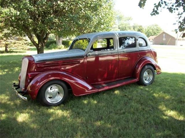 Picture of Classic 1936 Plymouth Sedan Offered by  - O2TN