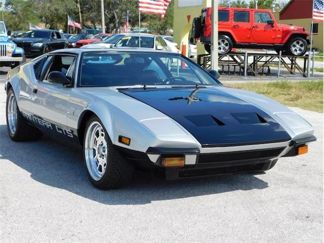 Picture of '74 Pantera - O2UG