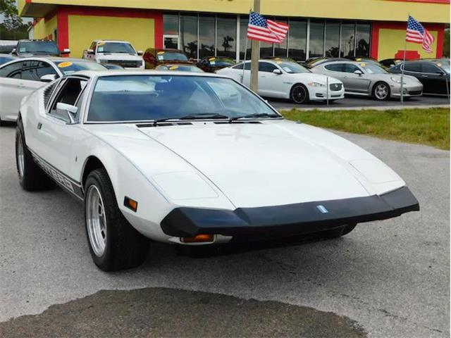 Picture of Classic 1973 De Tomaso Pantera Offered by  - O2UH