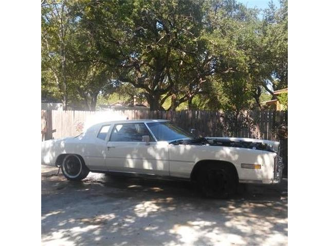 Picture of '77 Eldorado - O0GO