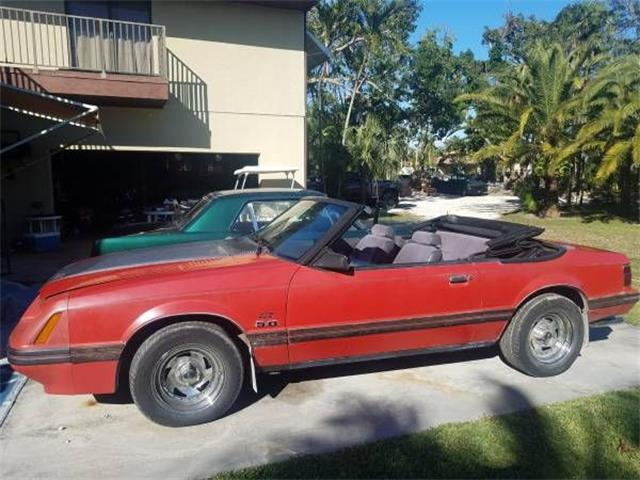Picture of '84 Mustang - O2V3