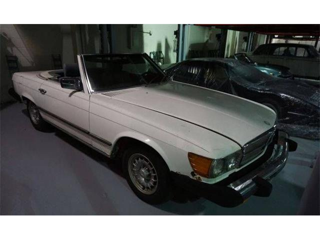 Picture of '82 Mercedes-Benz 350SL located in Michigan - O2V9