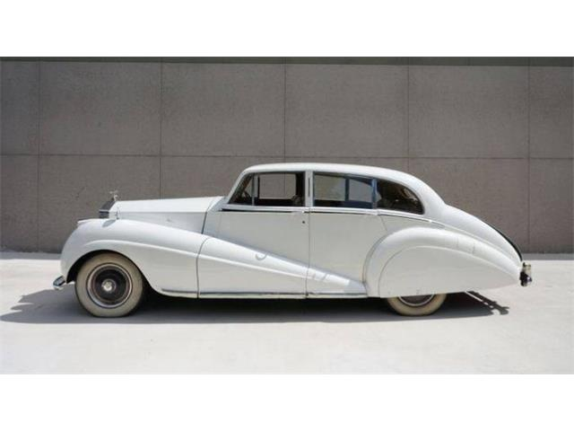Picture of '51 Silver Wraith - O2VA