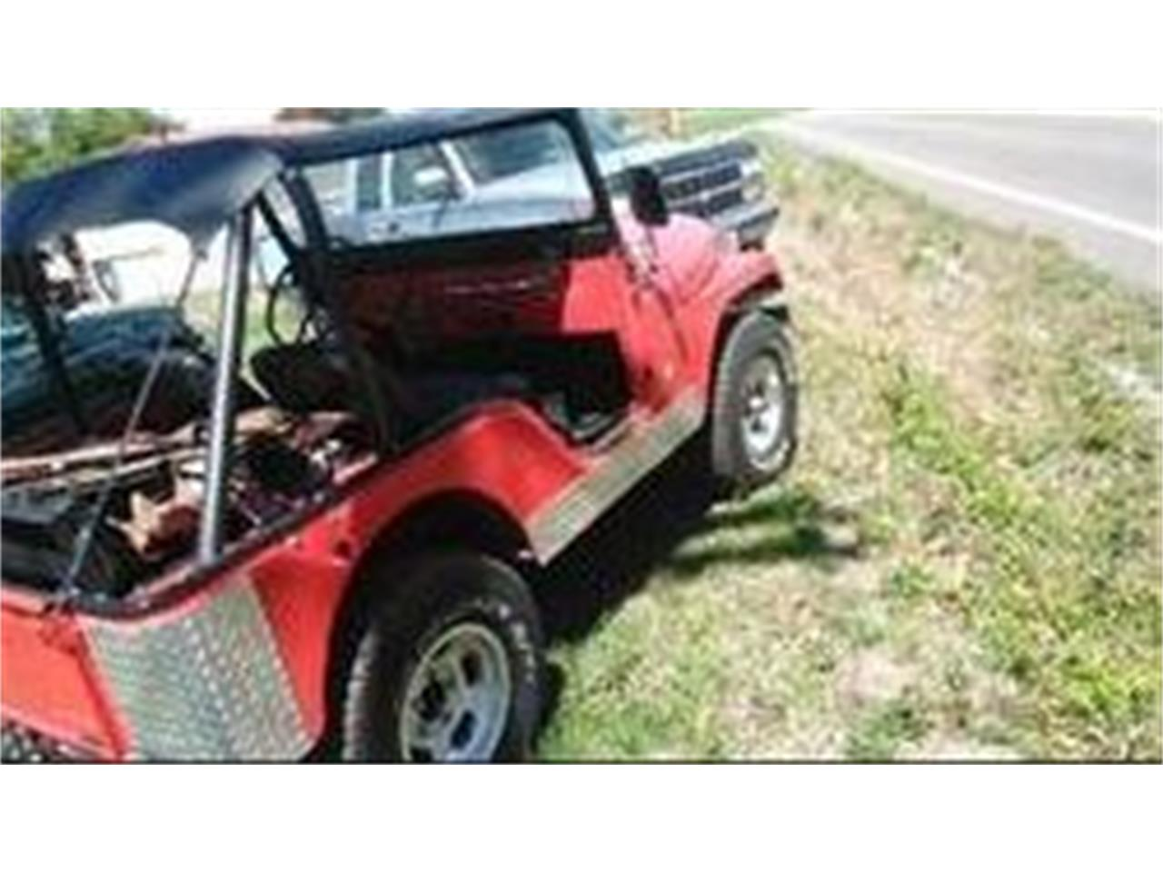 Large Picture of '67 Jeep CJ5 located in Cadillac Michigan Offered by Classic Car Deals - O2VI