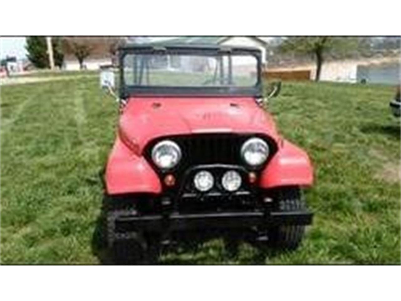 Large Picture of Classic '67 CJ5 located in Cadillac Michigan Offered by Classic Car Deals - O2VI