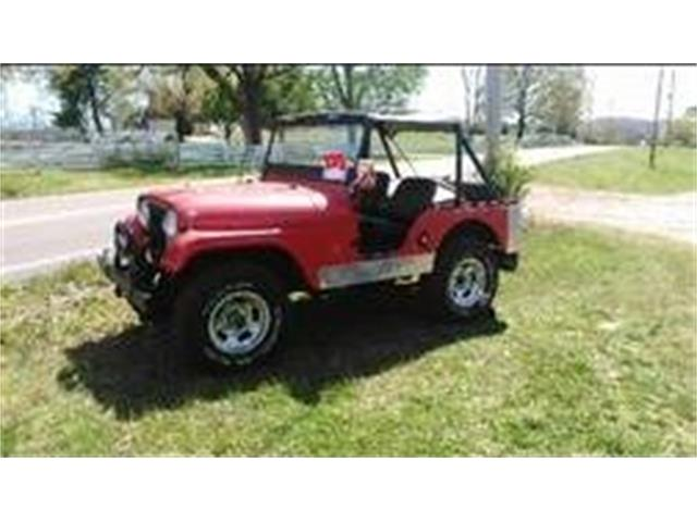 Picture of '67 CJ5 - O2VI