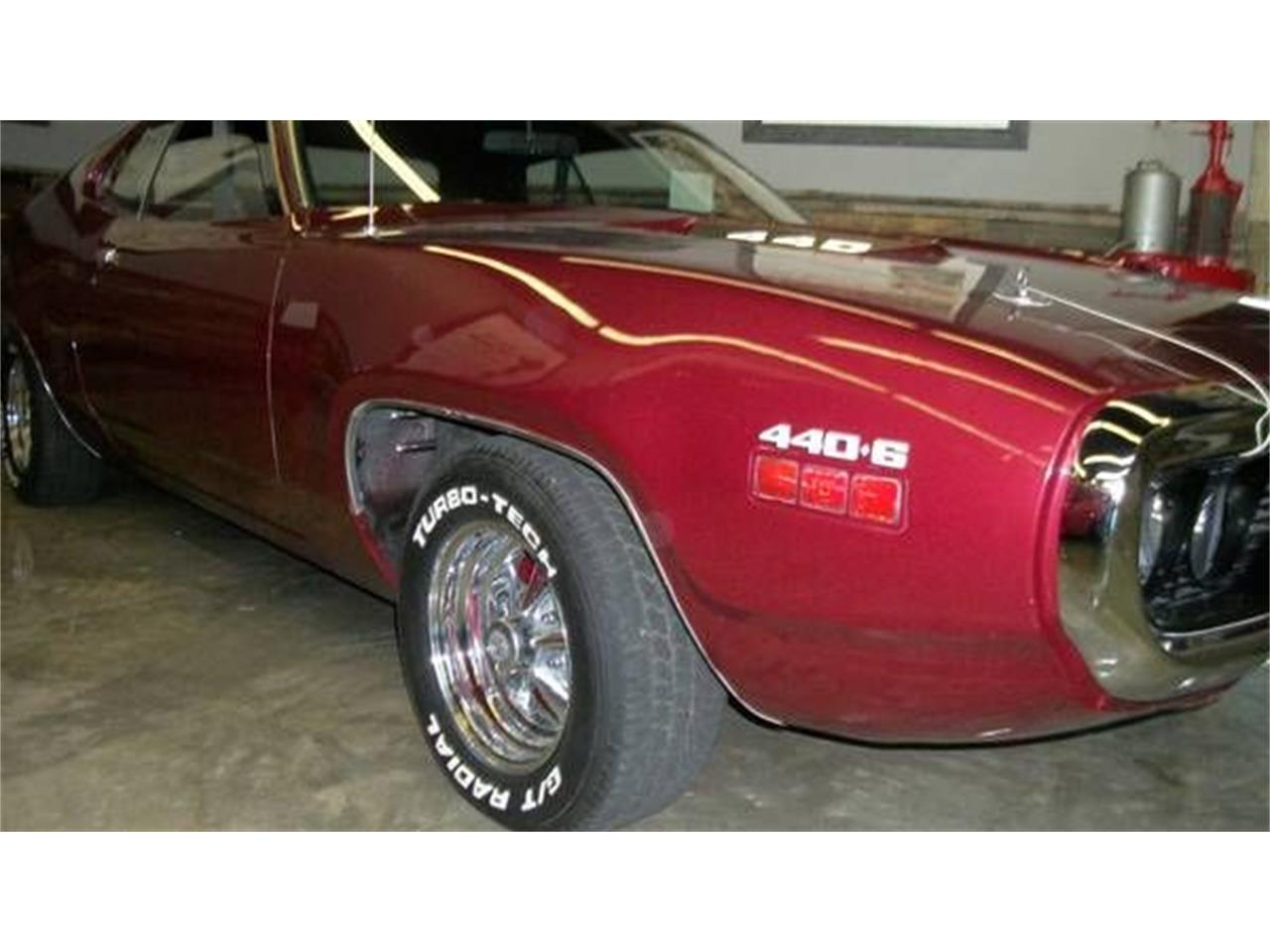 Large Picture of '71 Road Runner - O2VO