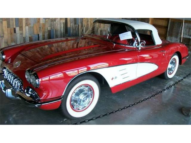 Picture of '60 Corvette - O2VP