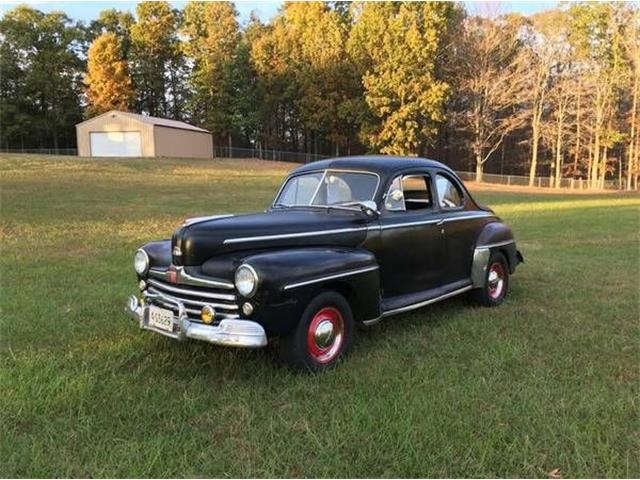 Picture of Classic 1947 Ford Business Coupe - O2VS