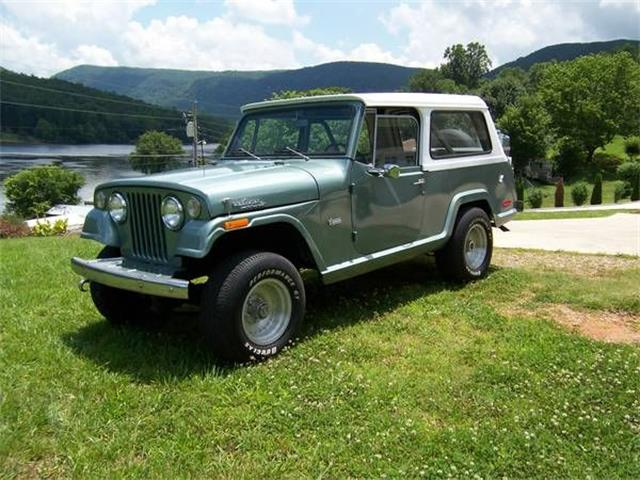 Picture of '71 Jeepster - O2VU