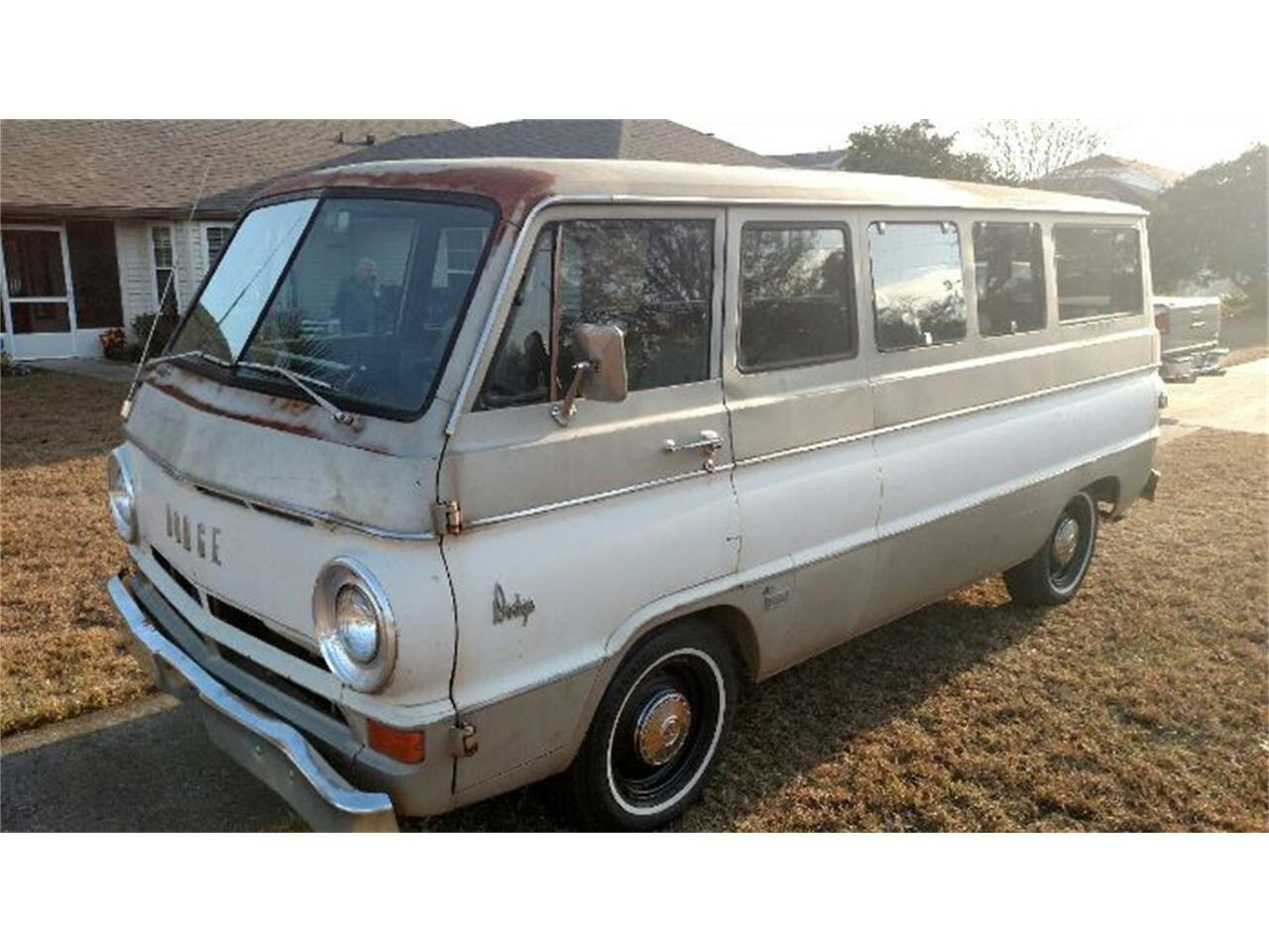 Dodge A100 For Sale >> For Sale 1967 Dodge A100 In Cadillac Michigan