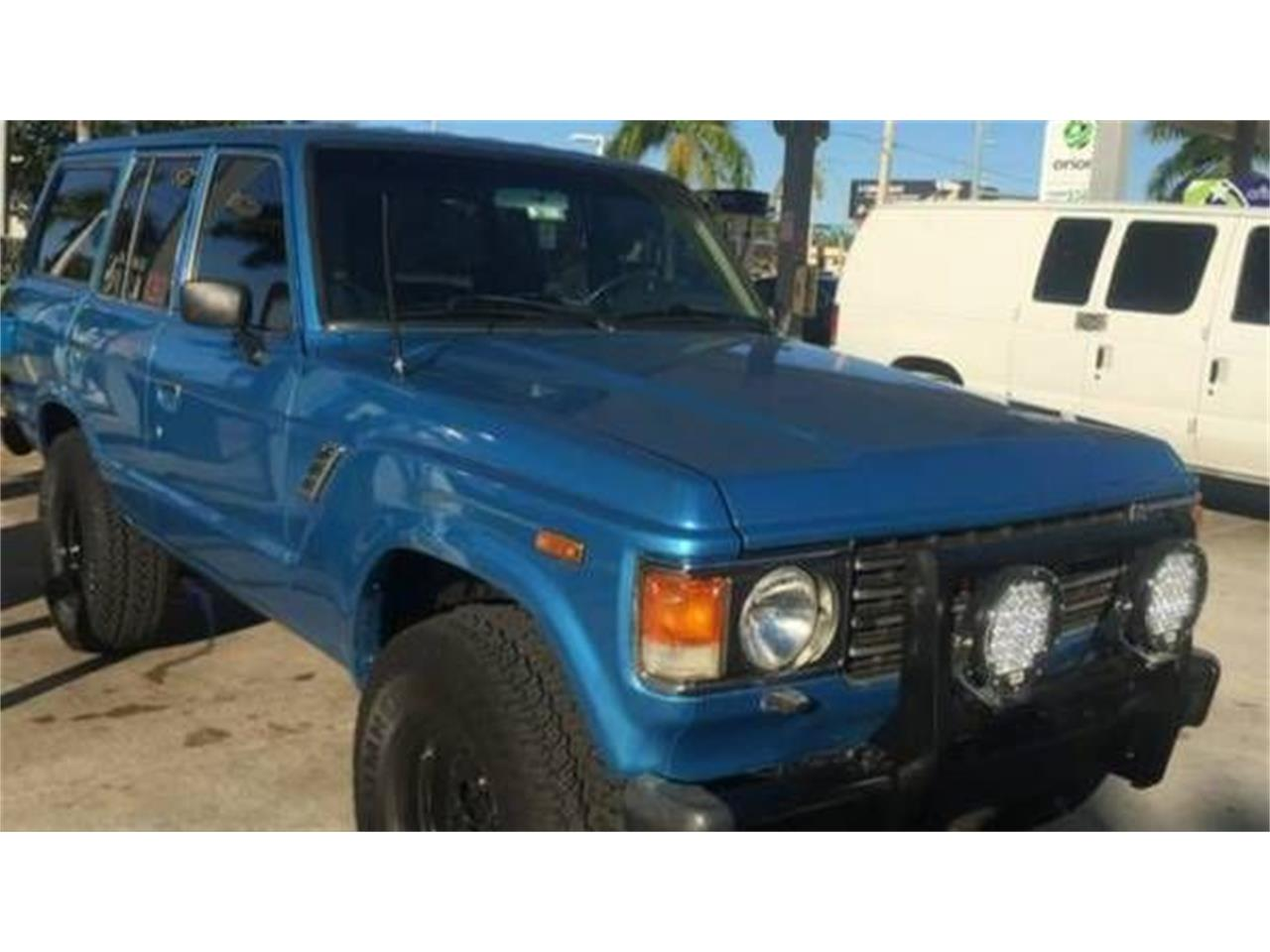 Large Picture of '84 Land Cruiser FJ - O2X4