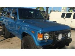 Picture of '84 Land Cruiser FJ - O2X4