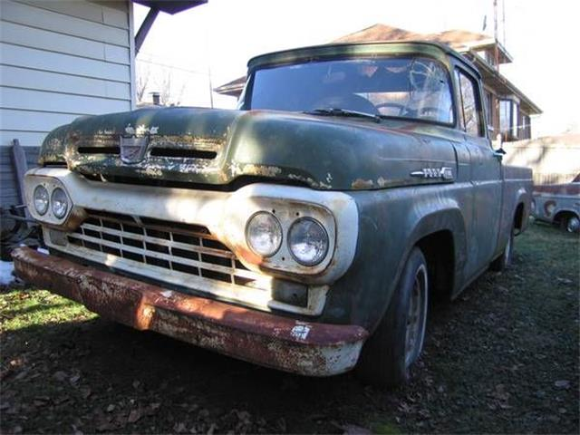 Picture of '60 F100 - O0GY