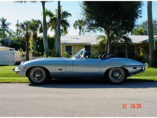 Picture of '71 E-Type - O2Y2