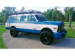 Picture of Classic '72 Suburban - O2Y7