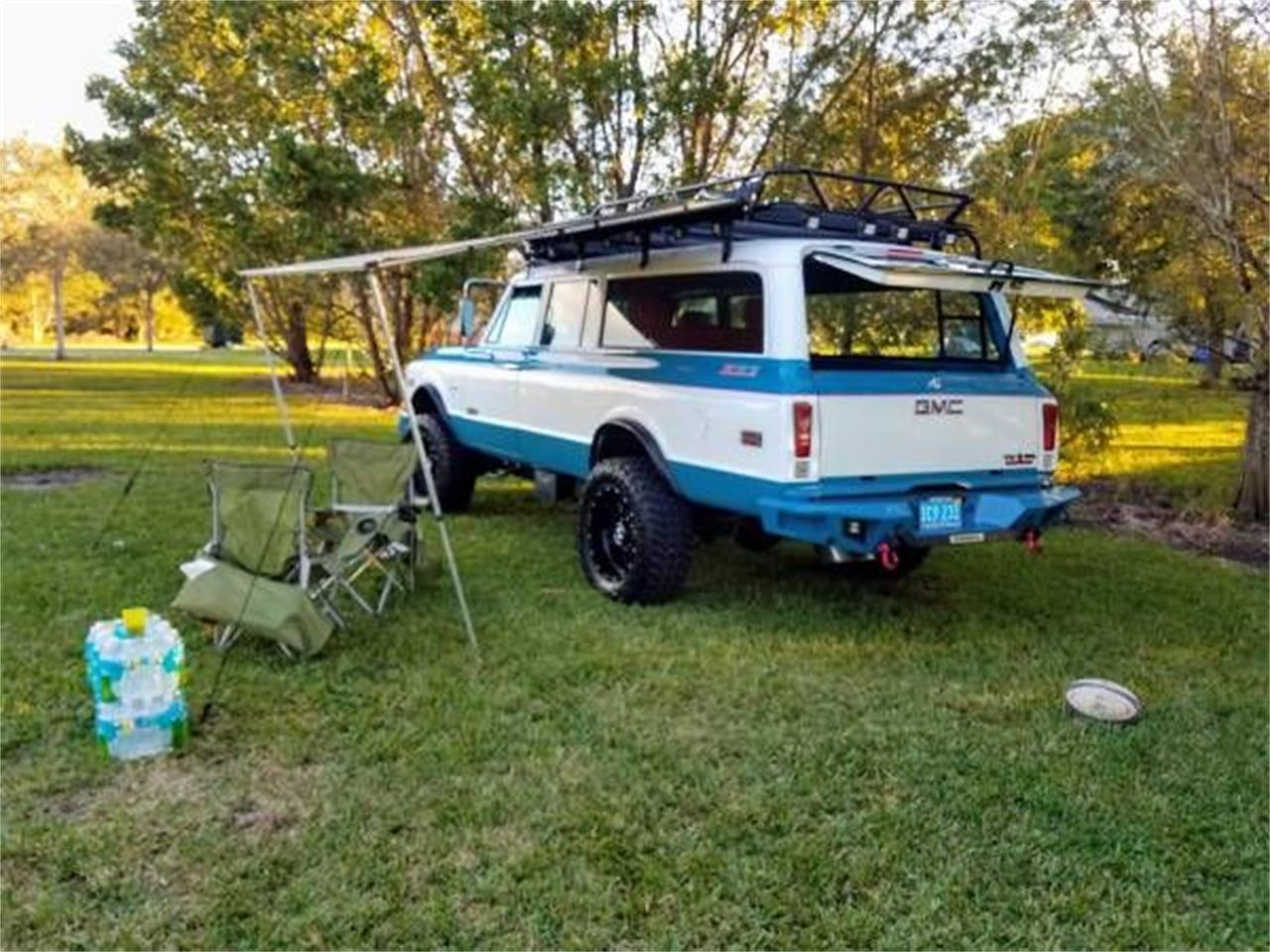 Large Picture of 1972 Suburban Offered by Classic Car Deals - O2Y7