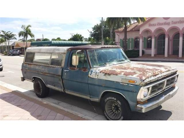 1978 To 1980 Ford F250 For Sale On Classiccars Com