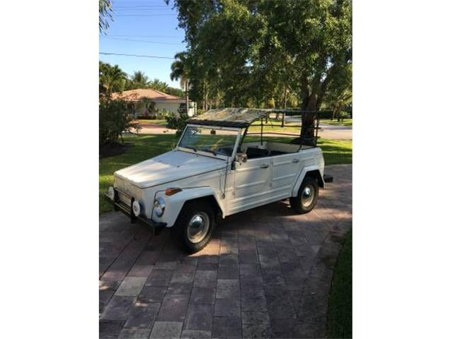 Picture of Classic 1973 Volkswagen Thing - $18,995.00 - O2YH