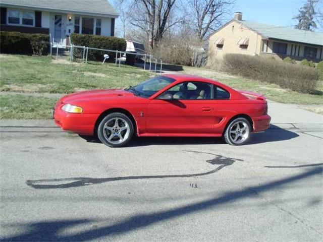 Picture of '95 Mustang - O2YY