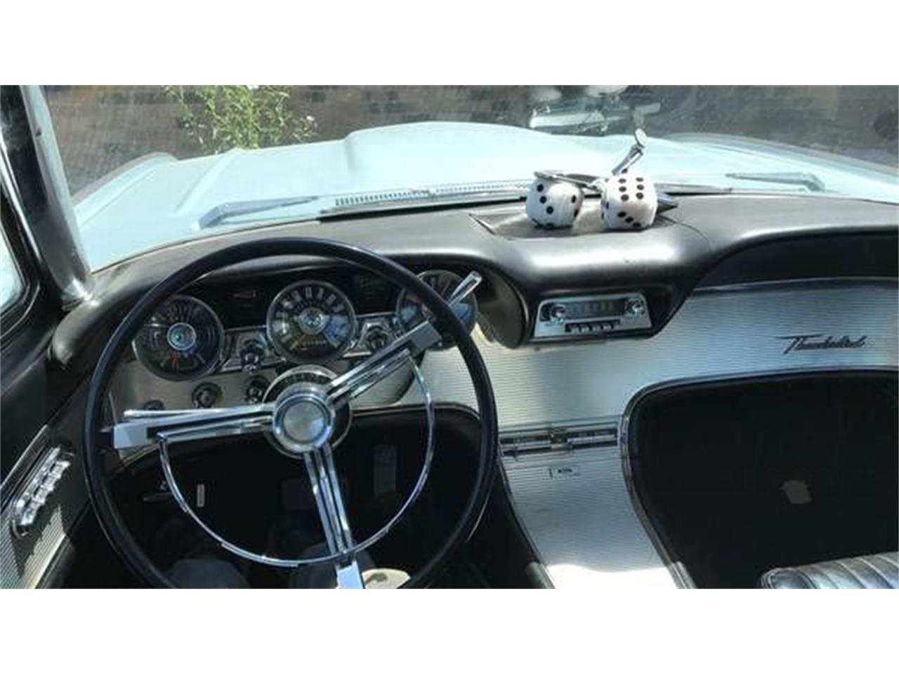 Large Picture of '62 Thunderbird - O0H8