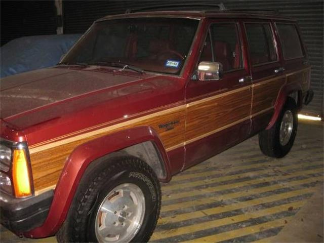 Picture of '86 Wagoneer - O309