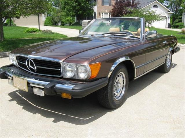 Picture of '80 450SL - O30I