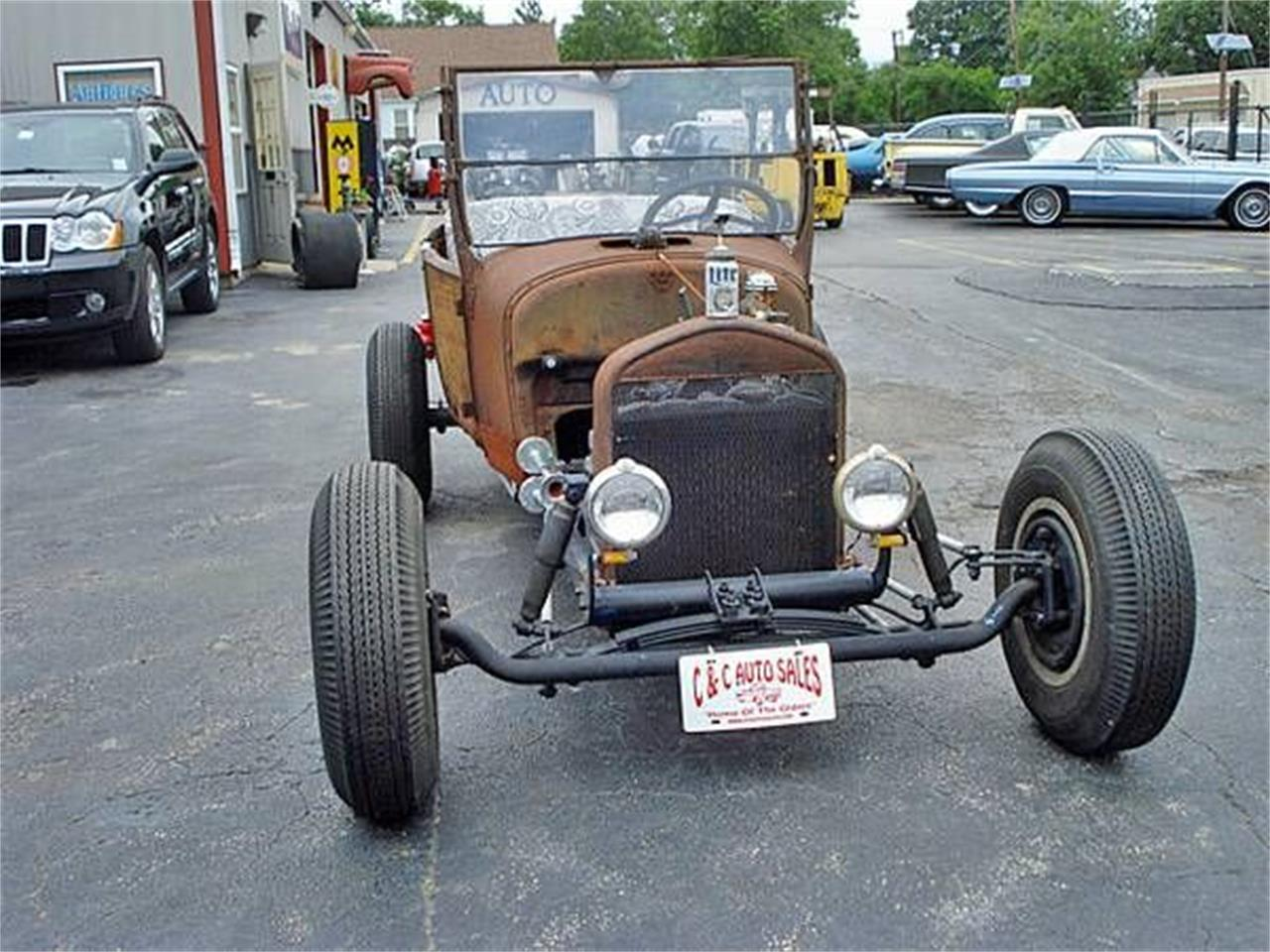 Large Picture of '27 Pickup - O314