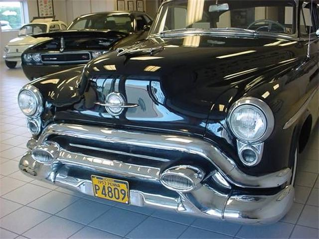 Picture of '53 Oldsmobile Rocket 88 located in Michigan - $21,895.00 - O316