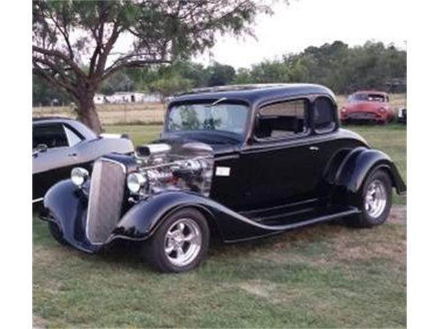 Picture of '34 Coupe - O31B